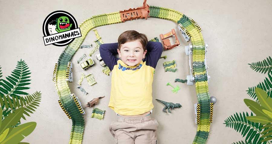 What dinosaur train toys can teach your child?