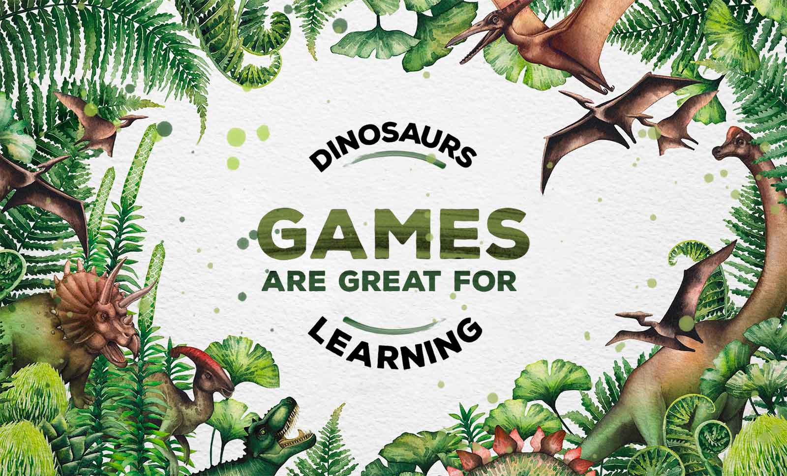 Why dinosaur games are great for learning