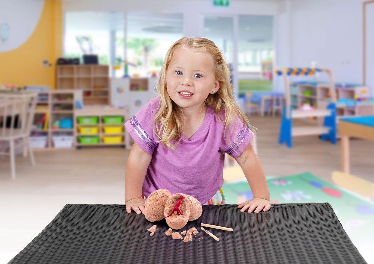 3 Ways Dinosaur egg toys aid your child's development